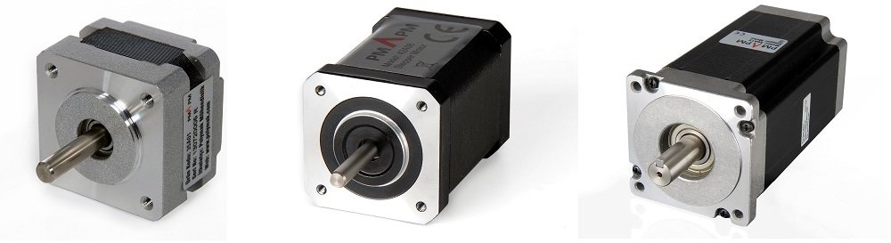 PMAPM 2-PHASE STEPPER MOTOR